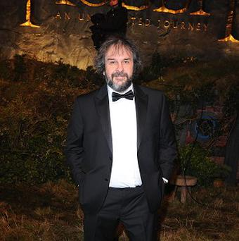 Peter Jackson says he'd love to direct a Doctor Who episode