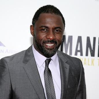 Idris Elba is one of the many Brits nominated for this year's Golden Globes