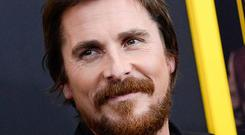 Christian Bale for Best Actor in American Hustle