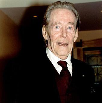 Peter O'Toole has died