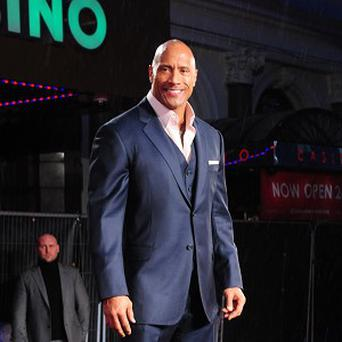 Dwayne 'The Rock' Johnson is the highest grossing actor of 2013, according to Forbes.com