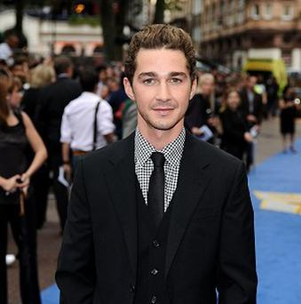 Shia LaBeouf has apologised to Daniel Clowes