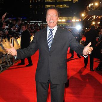 Arnold Schwarzenegger's 'I'll be back' line from Terminator has been named the best movie catchphrase ever