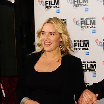 Kate Winslet found it hard to stay away from the kitchen for her role in Labor Day