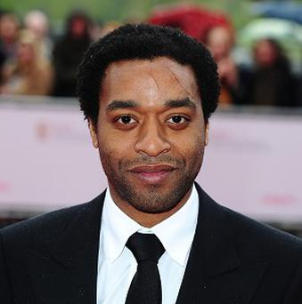 Chiwetel Ejiofor has the lead role in 12 Years A Slave