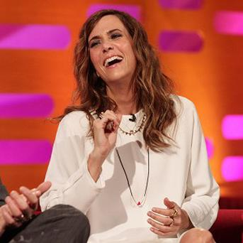 Kristen Wiig was pleasantly surprised by The Secret Life Of Walter Mitty
