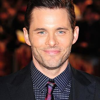 James Marsden is being linked to The Best Of Me