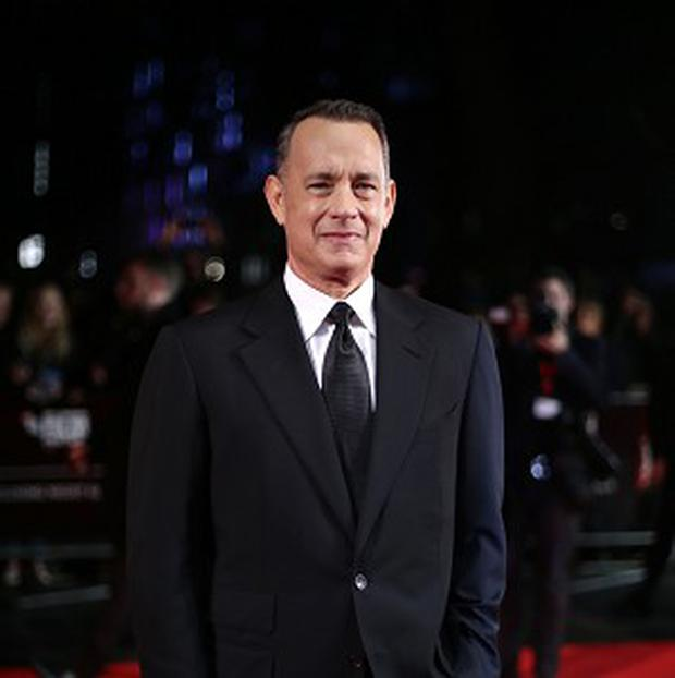 Tom Hanks has attended a Bafta party ahead of the Golden Globes