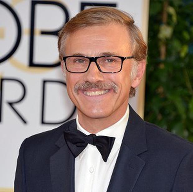 Christoph Waltz is one of the stars on this year's Berlin International Film Festival jury