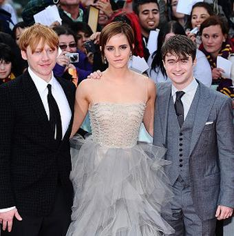 Research has shown the Harry Potter films can inspire children to read