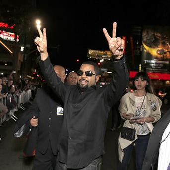 Ice Cube has said that work on the NWA biopic is under way