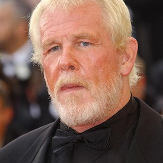 Nick Nolte will voice a fallen angel in Noah