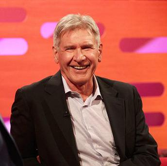 Harrison Ford has a new film role