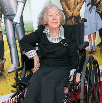 Ruth Robinson Duccini, one of the original Munchkins from The Wizard Of Oz, has died at the age of 95