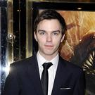 Nicholas Hoult said he could not be prouder of Jennifer Lawrence