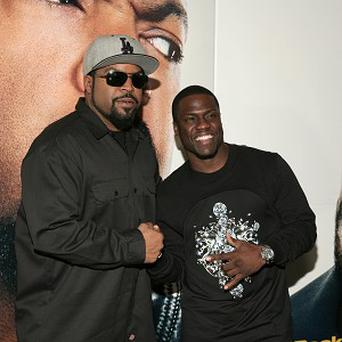Ice Cube and Kevin Hart's film is number one in America
