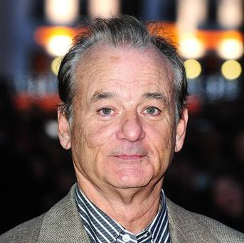 Bill Murray said he agreed to star in the Garfield film by accident