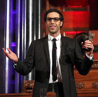 Sacha Baron Cohen is said to be in talks for Alice Through The Looking Glass