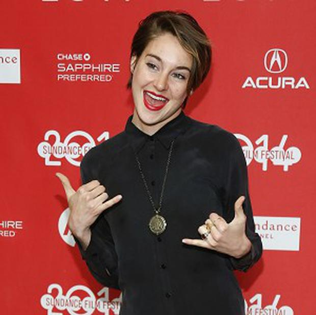 Shailene Woodley stars in White Bird In A Blizzard