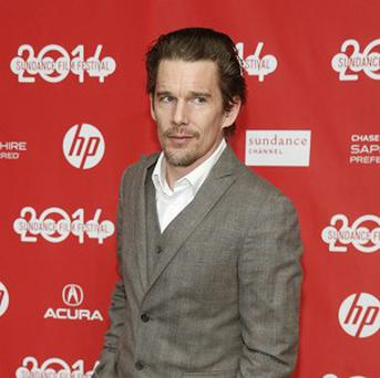 Ethan Hawke stars in Richard Linklater's Boyhood