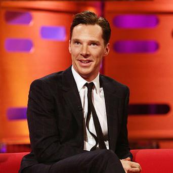 Benedict Cumberbatch could be starring in Blood Mountain
