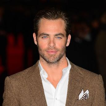 Chris Pine is to star in thriller The Line