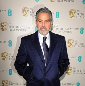 George Clooney said he wasn't happy with his Batsuit