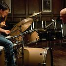 hythm king: Rising star Miles bangs the drums in musical drama Whiplash