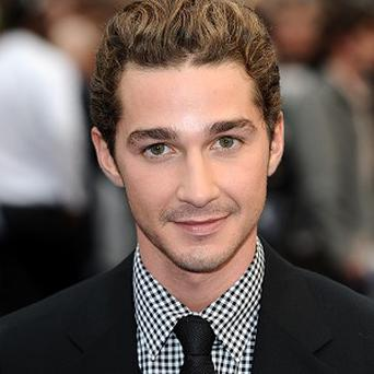 Shia LaBeouf is part of the cast of Rock The Kasbah