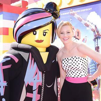 Elizabeth Banks voices a character in The Lego Movie
