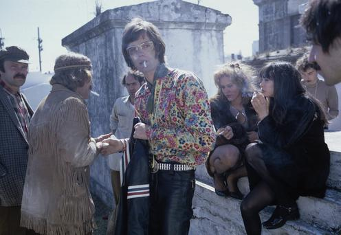 Iconic: Susan Wood snap of Easy Rider