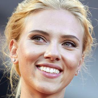 Scarlett Johansson will be given an honorary Cesar award