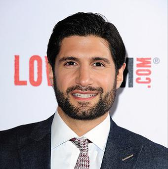 Kayvan Novak stars alongside Nick Frost and Ian McShane in Cuban Fury