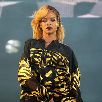 Rihanna voices a character in Home