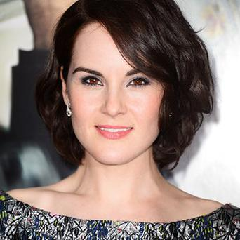Michelle Dockery and her Non-Stop co-stars enjoyed a karaoke night together