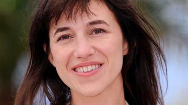 Charlotte Gainsbourg stars in Lars von Trier's new film Nymphomaniac