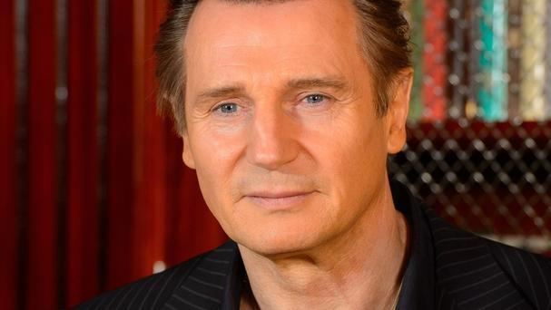 Liam Neeson's Non-Stop has grounded The Lego Movie