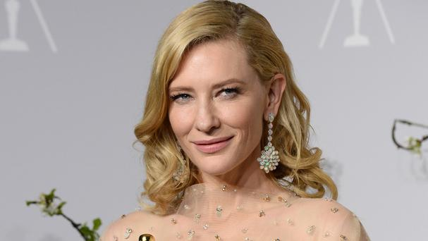 Cate Blanchett won the Best Actress Oscar