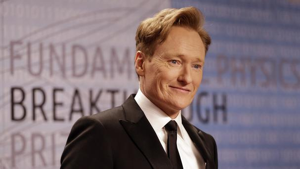 Conan O'Brien is hosting this year's MTV Movie Awards