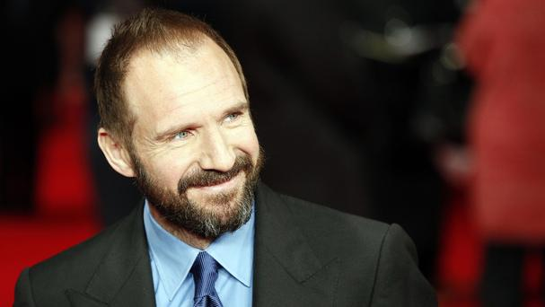 Ralph Fiennes stars in The Grand Budapest Hotel