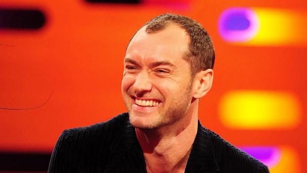 Jude Law is in talks about Susan Cooper