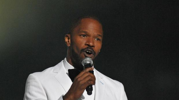 Jamie Foxx is in talks to star in Black Phantom
