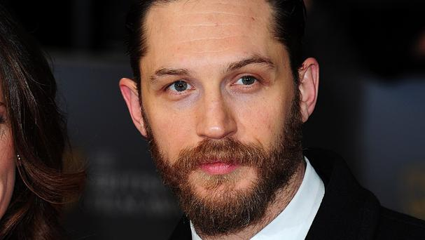 Tom Hardy says he had no idea of his lines for Locke