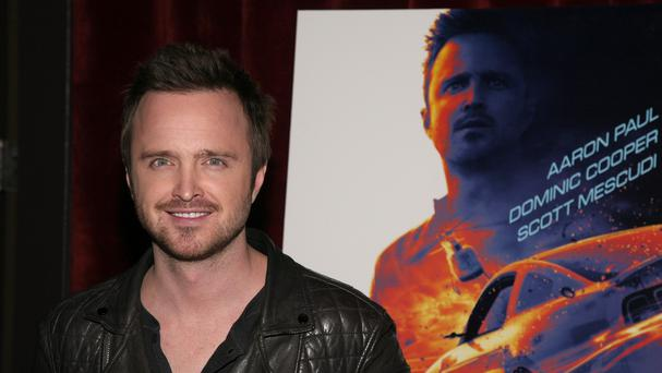 Aaron Paul stars in Ridley Scott's Exodus alongside Christian Bale