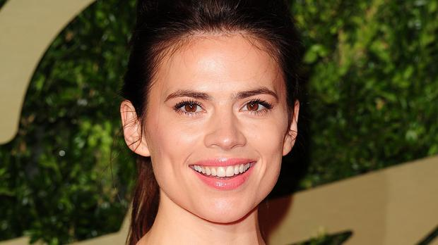 Hayley Atwell had to age on screen for the Captain America sequel