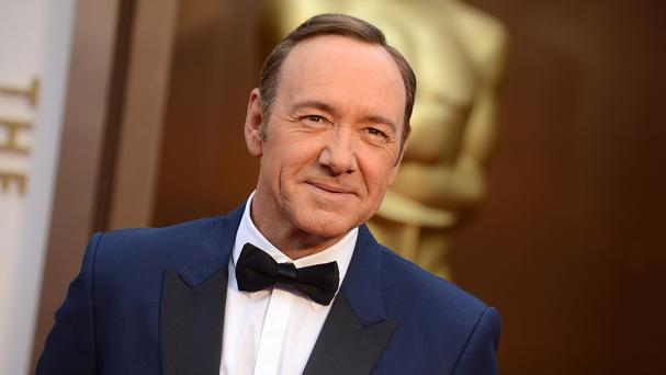 Kevin Spacey is to play Winston Churchill on the big screen