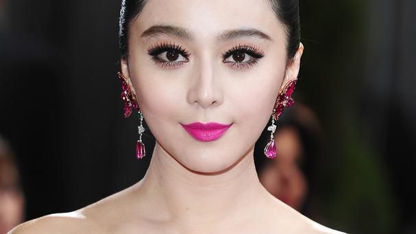 Bingbing Fan plays mutant Blink in the new X-Men film