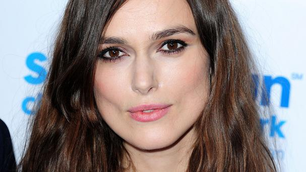 Keira Knightley wanted a more positive role