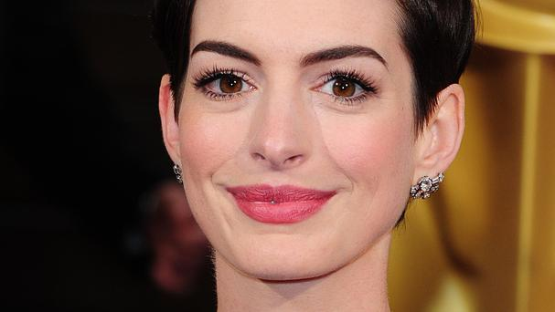 Anne Hathaway says she is constantly questioned about babies