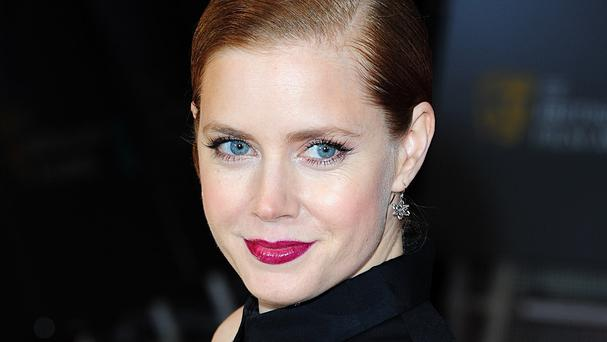 Amy Adams is in early talks for a sci-fi thriller